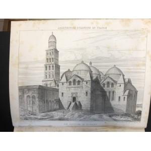 L'architecture byzantine en France / Félix de Verneihl