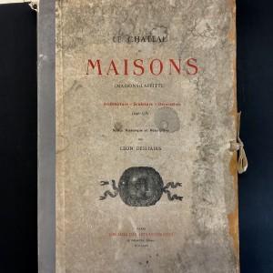 Le château de Maisons-Laffitte / Léon Deshairs