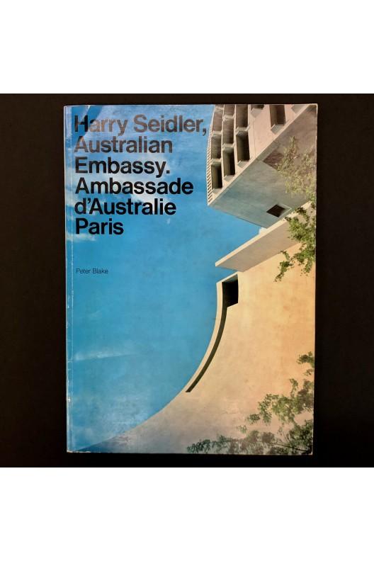 Harry Seidler / Australian Embassy / Ambassade d'Australie  Paris