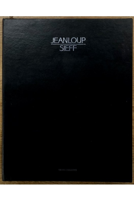 Jeanloup Sieff / Paysages / Porte-folios / 18 tirages / Signé /