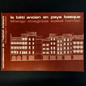 Le bâti ancien en pays basque