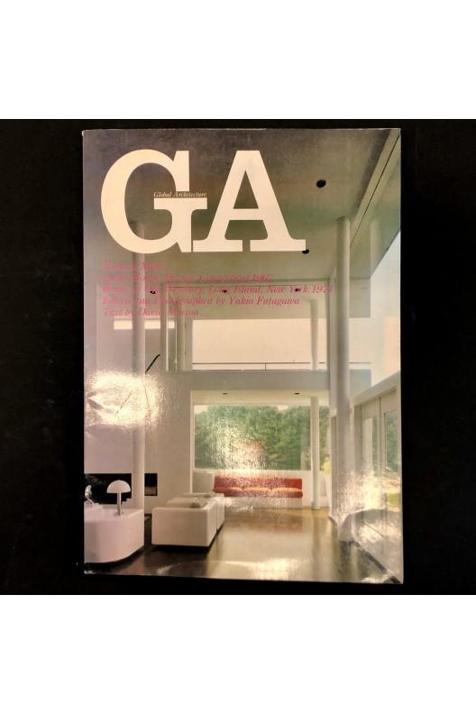 GA 22 Richard Meier / houses