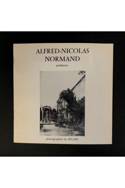Alfred-Nicolas Normand architecte 1822-1909