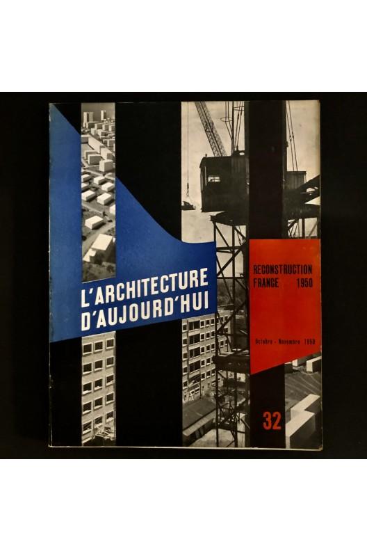 Reconstruction en France 1950