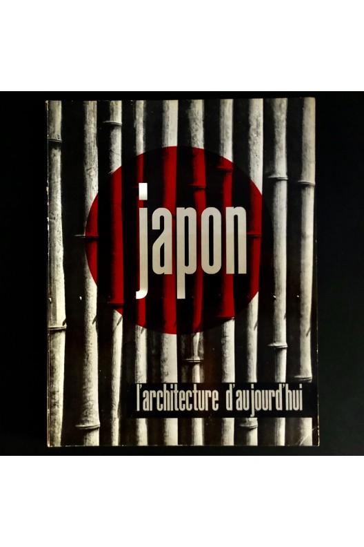 Japon 1956 / l'Architecture d'Aujourd'hui