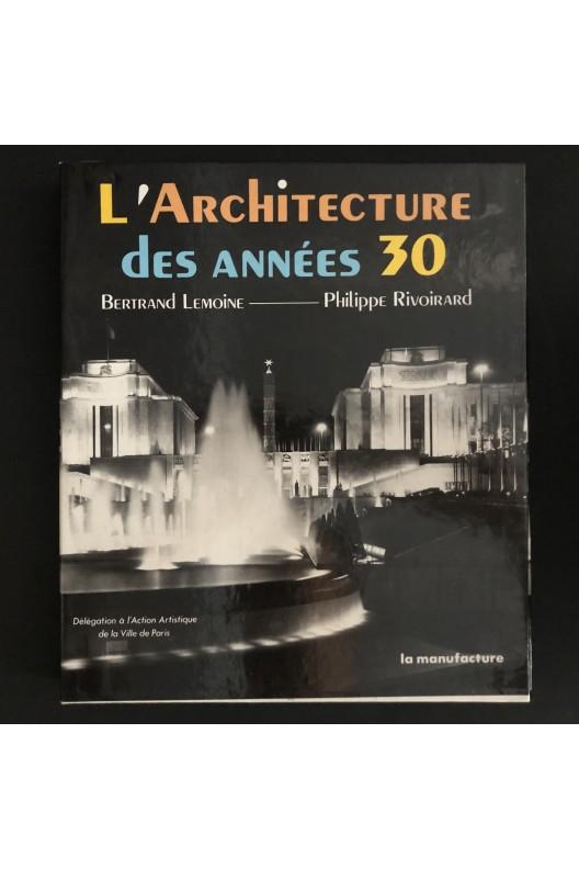 L'architecture des années 30