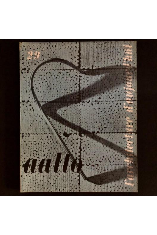 Alvar Aalto / l'Architecture d'Aujourd'hui 1950