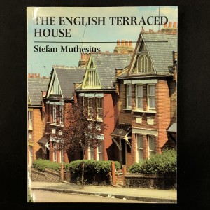 The english terraced house