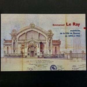 Emmanuel Le Ray architecte de la ville de Rennes