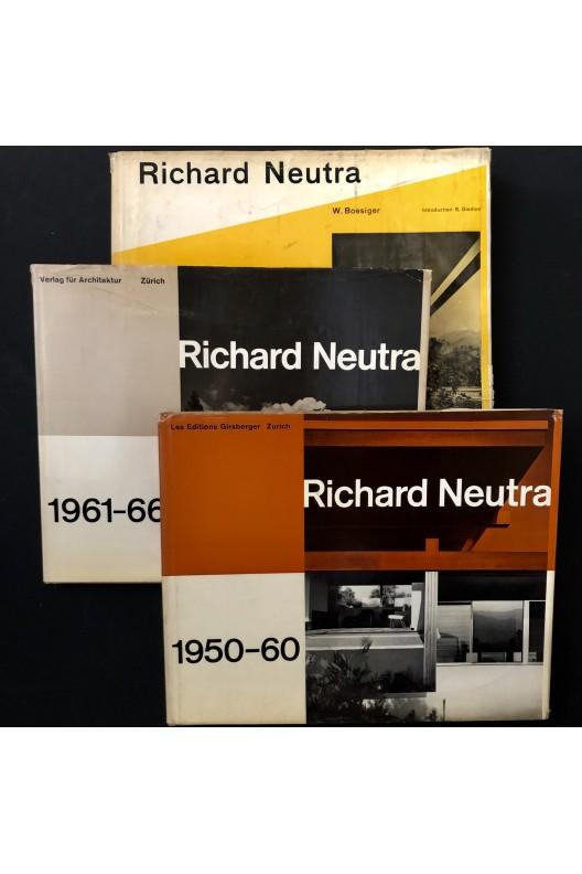 Richard Neutra, réalistations et projets 1923-1966