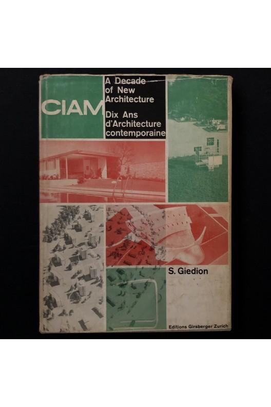 CIAM, dix ans d'architecture contemporaine / 1951