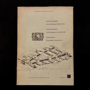 les colonies d'habitation et leur développement à Zurich, 1942-1947