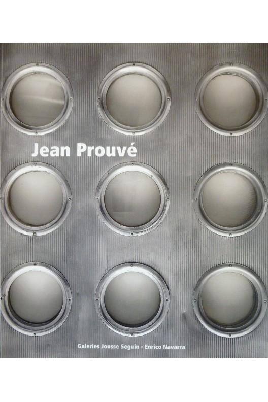 JEAN PROUVÉ (RARE MONOGRAPHIE)