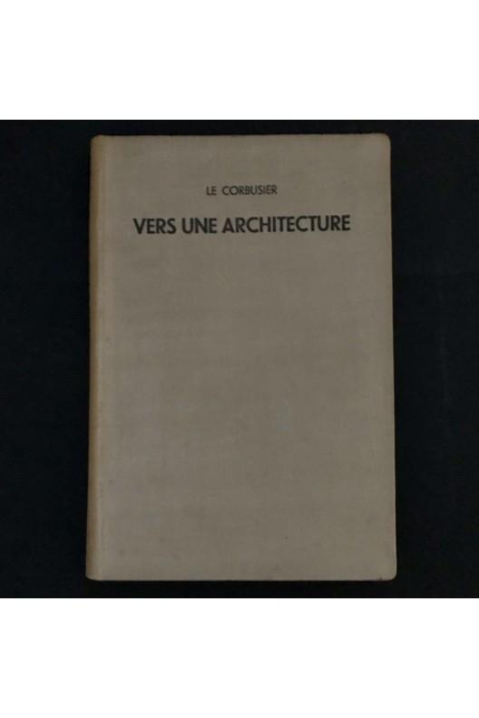vers une architecture / le Corbusier / 1924
