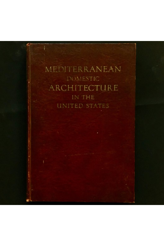 Mediterranean domestic architecture in the United States