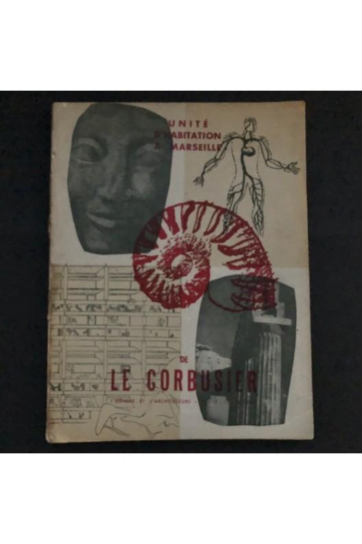 Unité d'habitation à Marseille / le Corbusier