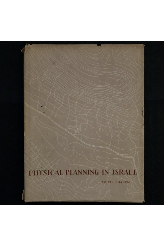 Physical Planning in Israel / Arieh Sharon,