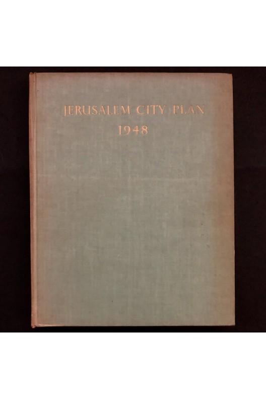 Jerusalem city plan 1948 / Henry Kendall