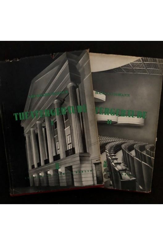 Theatergebaude 1 & 2 / architecture de théâtres