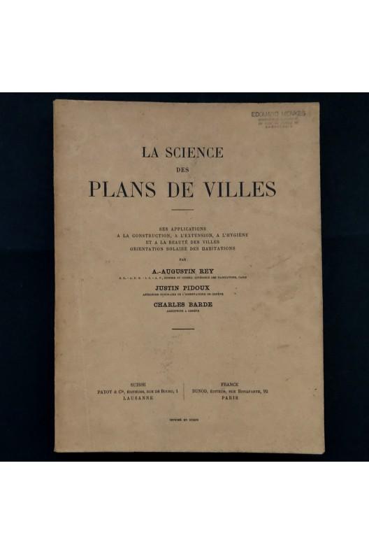 La science des plans de villes / 1928