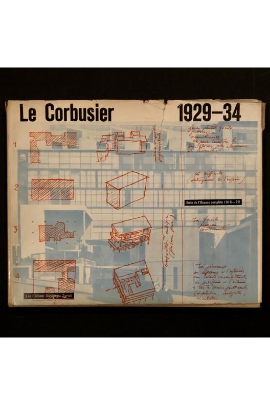 Le Corbusier / Oeuvre complète 1929-34