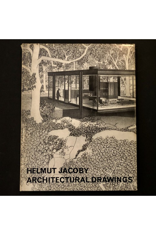 Helmut Jacoby Architectural drawings
