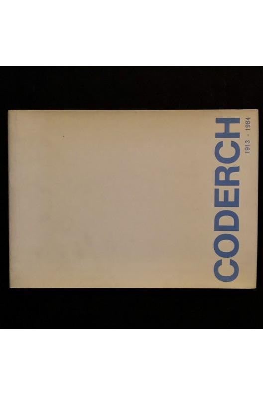 J. A. Coderch de Sentmenat 1913-1984