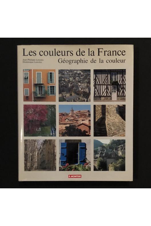 les couleurs de France - géographie de la couleur.