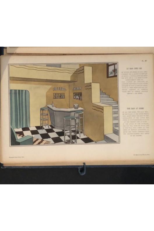 Compositions d'intérieurs rustiques et modernes.