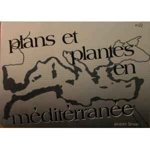Plans et plantes en Méditérranée. Jacques Simon