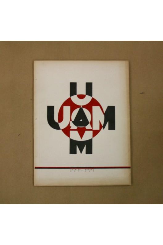 U.A.M. Union des Artistes Modernes  1929