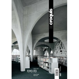 El croquis 147 Toyo Ito 2005-2009