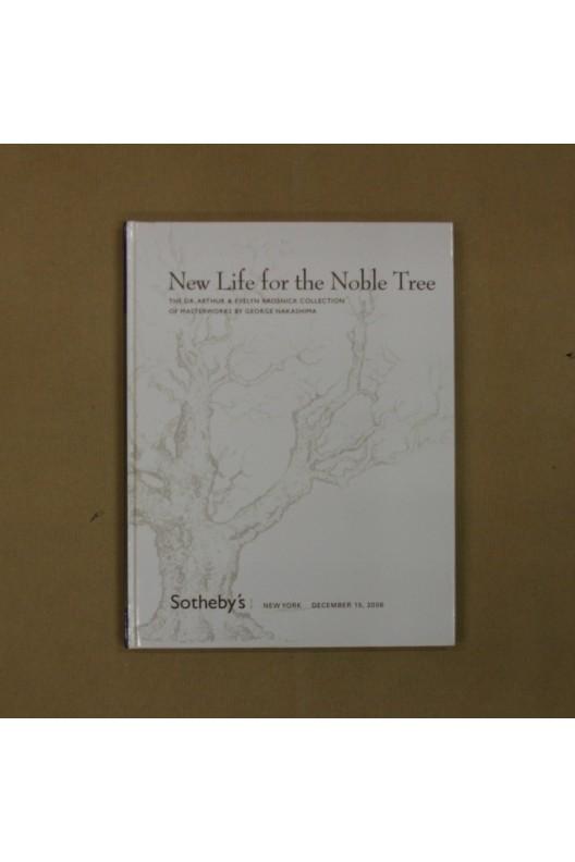 Georges Nakashima. catalogue de vente Sotheby's