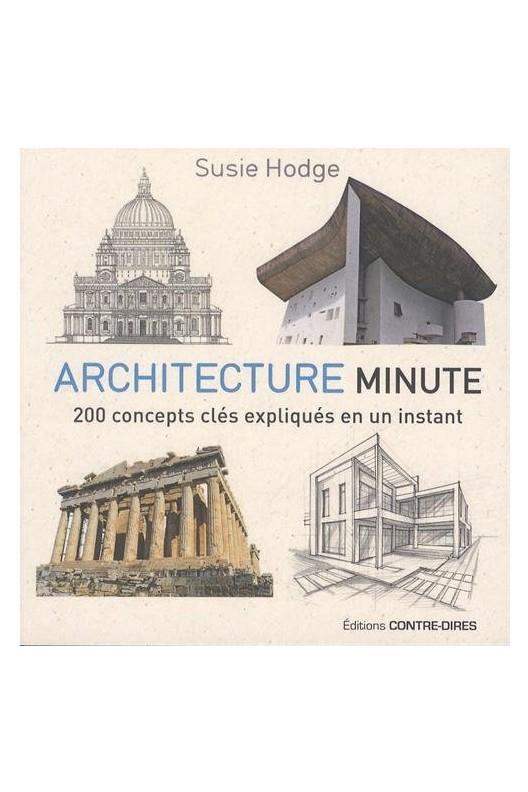 Architecture minute.