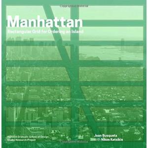 Manhattan Framework - Rectangular Grid for Ordering an Island