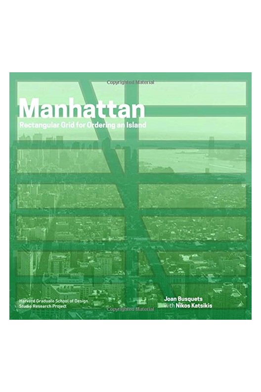 Manhattan Framework - Rectangular Grid for Ordering an Island