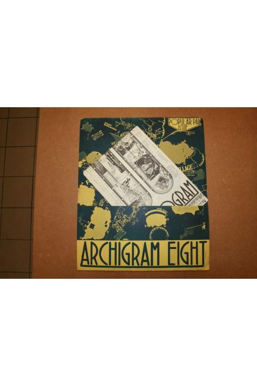 Archigram Eight : Milanogram 1968