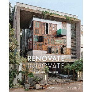Renovate Innovate - Reclaimed and Upcycled Dwellings