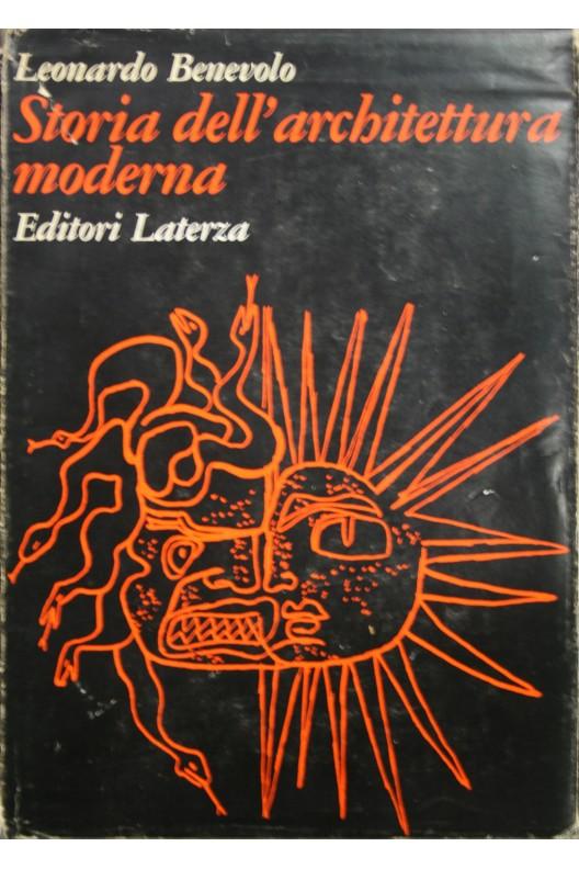 Storia dell'archittetura moderna. BENEVOLO