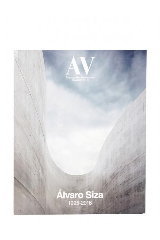 Av Monographs 186-187 - Alvaro Siza 1995-2016