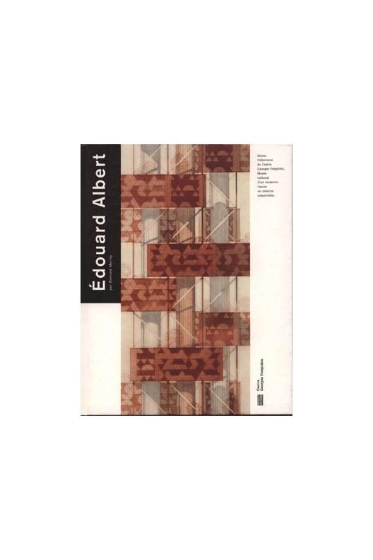 """EDOUARD ALBERT. """"Jalons"""" - Bernard Marrey Centre Pompidou"""