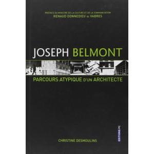 Joseph Belmont : Parcours atypique d'un architecte