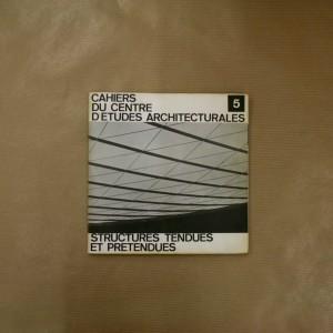 Structures tendues et prétendues. Jean Pierre Batellier