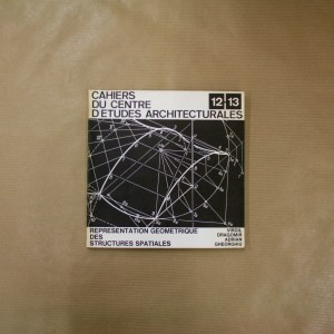 Représentation géométrique des structures spatiales.