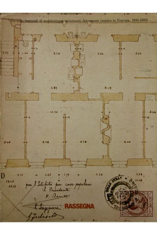 Riviste, manuali di architettura, strumenti del sapere tecnico in europa, 1910-1930