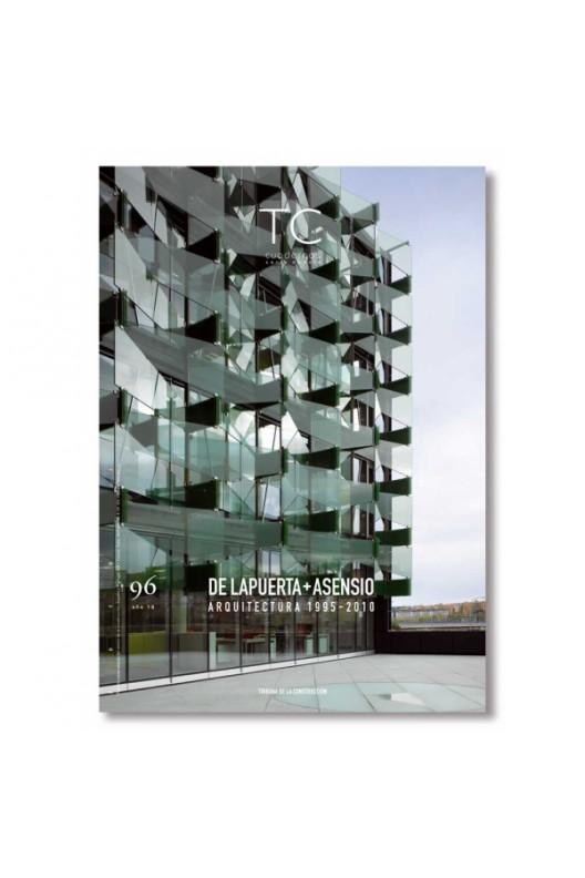 TC 96- De la Puerta + Asensio. Arquitectura 1995-2010