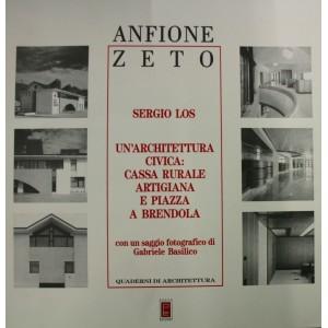 SERGIO LOS, un'architettura civica... Photos par G. basilico