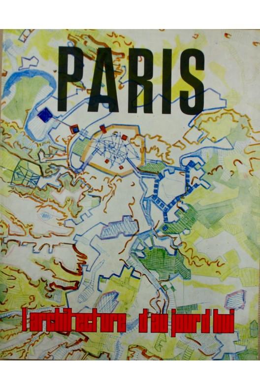 L'Architecture d'Aujurd'hui n° 138 Paris