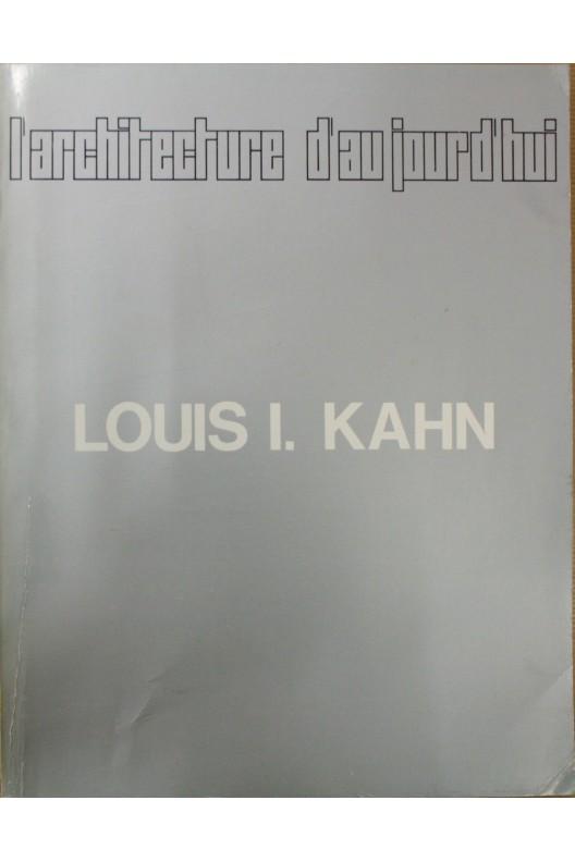 Louis I. kahn. L'Architecture d'Aujourd'hui 142