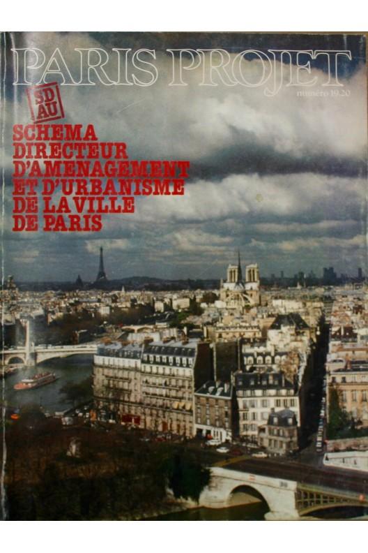 schéma directeur d'aménagement et d'urbanisme de la ville de Paris